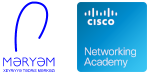 Cisco Networking Academy of the Mary center